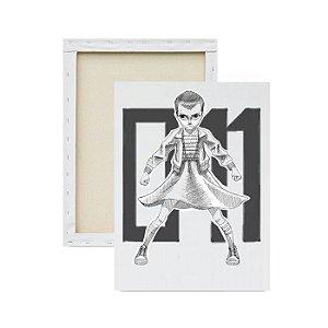 Tela para Pintura Infantil - Stranger Things 011