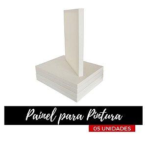 Painel para Pintura Promocional 40X60 (05 unidades)