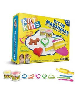 Kit de Massinhas Nº 3
