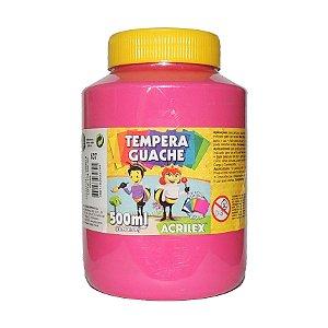 Tinta Tempera Guache Acrilex 500 ml 537 - Rosa