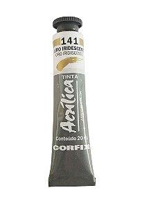 Tinta Acrilica Metalica Corfix 20ml 141 Ouro