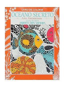 Livro de Colorir - Oceano Secreto