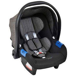 Bebê Conforto Burigotto Touring X Mesclado Preto 3055