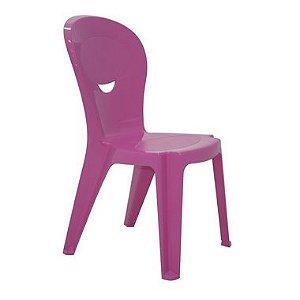 Cadeira Tramontina Vice Rosa