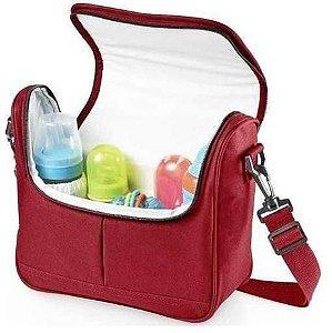 Bolsa Térmica Cool-Er Bag Vermelho Multikids Baby- BB029