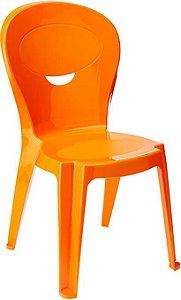 Cadeira Tramontina Vice Laranja