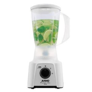 Liquidificador Arno Power Mix 550w LN28 Branco