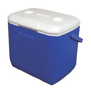 Caixa Térmica Coleman 30QT Azul