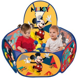 Piscina de Bolinhas Mickey C/100 Bolinhas