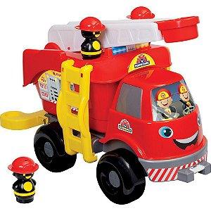 Caminhão de Bombeiros Grande