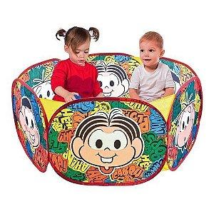 Piscina de Bolinha Turma da Mônica 100 Bolinhas Zippy Toys 7297
