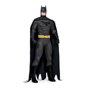Boneco Batman Gigante Bandeirante 55 Cm