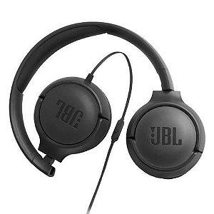 Fone de Ouvido JBL T500 Com Fio