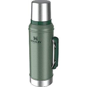Garrafa Térmica Stanley Classic Green 946ml