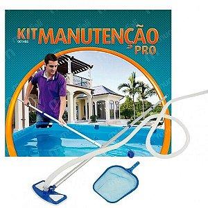 Kit de Manutenção Piscina Mor