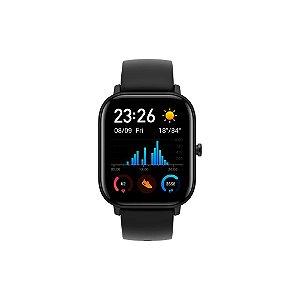 Smartwatch Relógio Amazfit GTS Preto