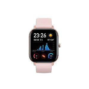 Smartwatch Relógio Amazfit GTS Rosa