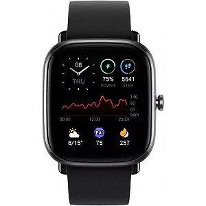 Smartwatch Relógio Amazfit GTS 2 Mini Preto