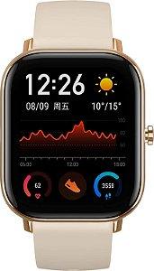 Smartwatch Relógio Amazfit GTS Gold