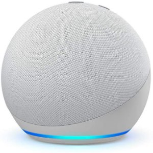 Echo Dot Amazon Alexa Branca