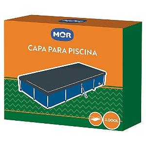Capa Piscina Standard Mor 3000L Azul