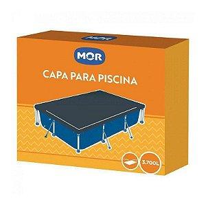 Capa Piscina Mor 3700L Azul