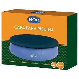 Capa Piscina Mor Splash 4600l Azul