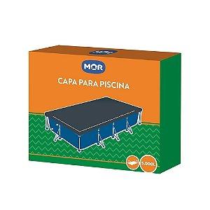 Capa Piscina Mor 5000L Premium Azul