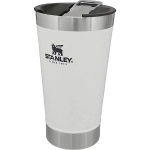 Copo Térmico Stanley com Tampa Branco