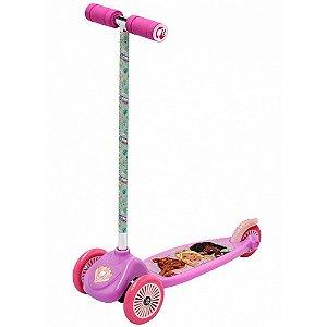 Patinete Barbie 3 Rodas F00549