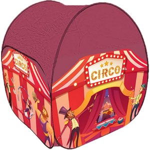 Barraca Etitoys Infantil Quad Circo BAR-13