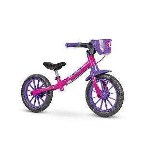 Bicicleta Nathor Balance Feminina 02 Aro 12