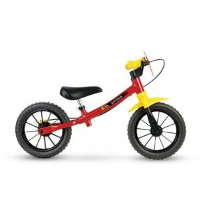 Bicicleta Nathor Balance Bike Fast Aro 12