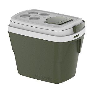 Caixa Térmica Soprano 28L Verde