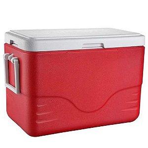 Caixa Térmica Coleman 28 QT Vermelha