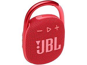 Caixa de Som JBL Clip 4 Red