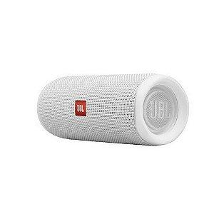 Caixa de Som JBL Flip 5 Branca