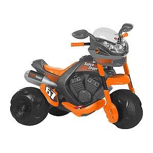 Moto Super Sport Bandeirante 6v