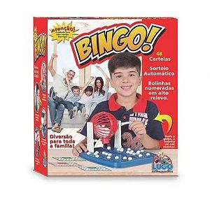 Jogo De Bingo Completo Com 48 Cartelas Lugo