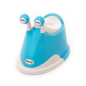 Troninho Slug Potty Safety 1st Azul