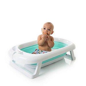 Banheira Safety 1st Comfy & Safe Verde