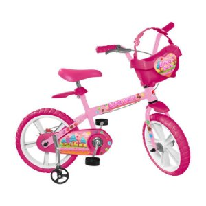 Bicicleta Bandeirante Power Game Aro 14