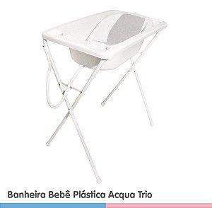 Banheira Galzerano Acqua Trio Branca 7065