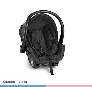 Bebê Conforto Galzerano Cocoon Black 8181