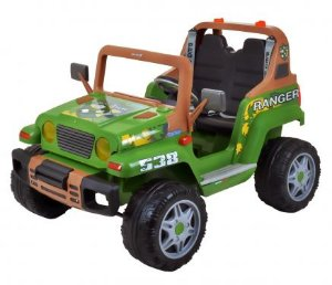 Jeep Ranger Peg Perego 12v