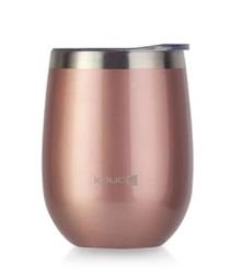 Copo Térmico Kouda 360ml Rose Gold Classic