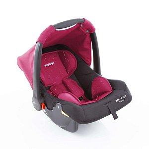 Bebê Conforto Gama Voyage Rosa 0-13KG