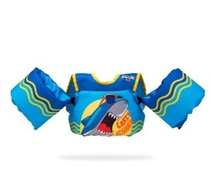 Colete Infantil Shark Peitoral Homologado 0-25k