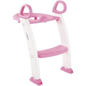 ESCADINHA KIDDO STEP BY STEP ROSA