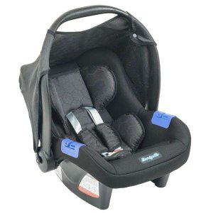 Bebê Conforto Burigotto Touring Evolution Geo Preto